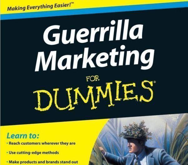 Marketing Online y Marketing de Guerrilla
