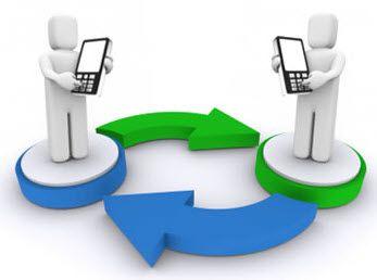 moviles y textos
