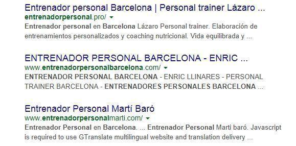 SEO en Madrid o SEO en Barcelona
