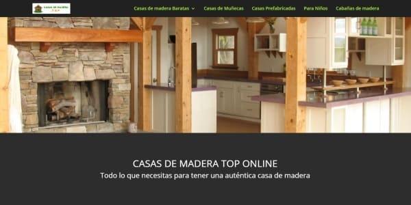 casas de madera top